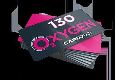 OXYGEN 130
